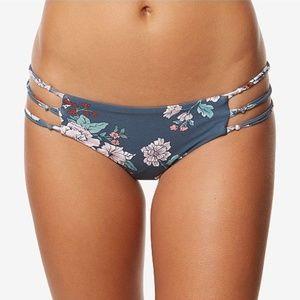 | floral hipster bikini bottom |